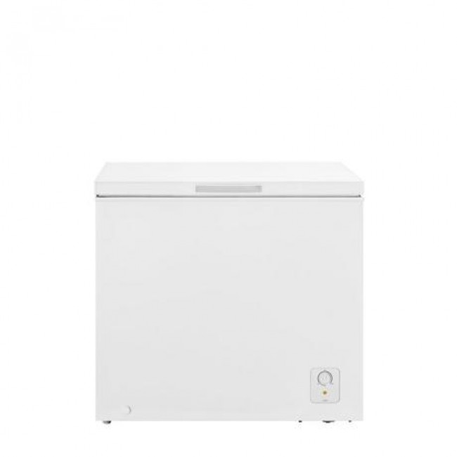 Fridgemaster MCF198 80.2cm Static Chest Freezer - White - A+ Energy Rated