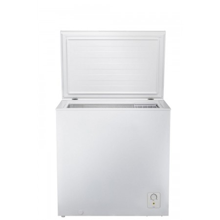 Fridgemaster MCF198 80.2cm Static Chest Freezer - White - A+ Energy Rated