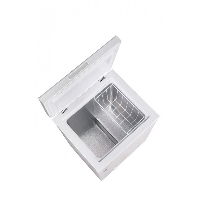 Fridgemaster MCF96 55cm Static Chest Freezer - 2Yr Warranty- A+ Energy Rated
