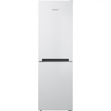 Hotpoint DC85N1 60cm Frost Free Fridge Freezer - White - A+ Rated