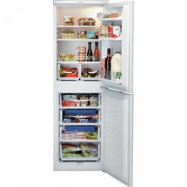 Hotpoint HBD5517W 55cm Fridge Freezer - White