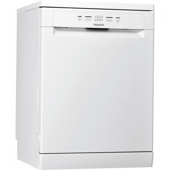 Hotpoint HEFC2B19C Full Size Dishwasher - White