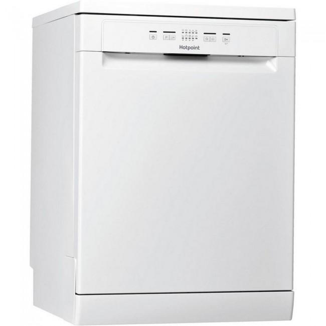 Hotpoint HEFC2B19C Full Size Dishwasher - White