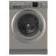 Hotpoint NSWE743UGG 7 kg 1400 Spin Washing Machine - Graphite - A+++ Energy