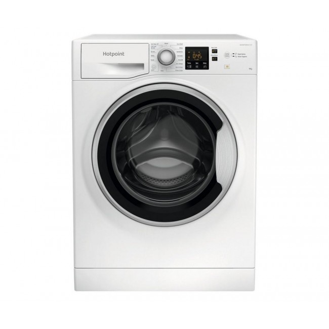 Hotpoint NSWE963CWSUKN 9kg 1600 Spin Washing Machine - A+++ Energy Rated