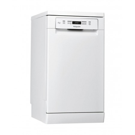 Hotpoint HSFCIH4798FS Slimline Dishwasher - A++ Energy Rated