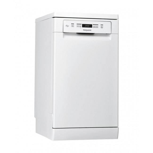 Hotpoint HSFCIH4798FS Slimline Dishwasher - A++ Energy Rated