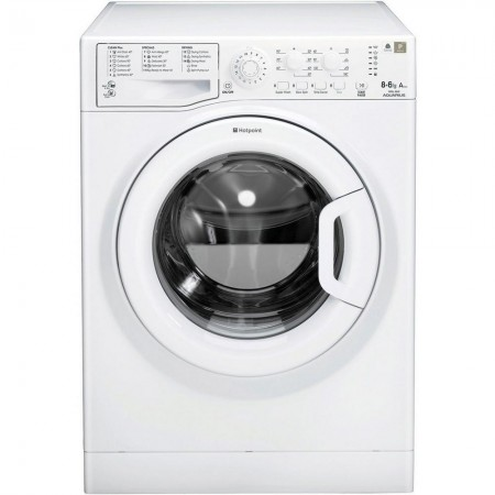 Hotpoint FDEU8640P 8kg/6kg 1400 Spin Washer Dryer