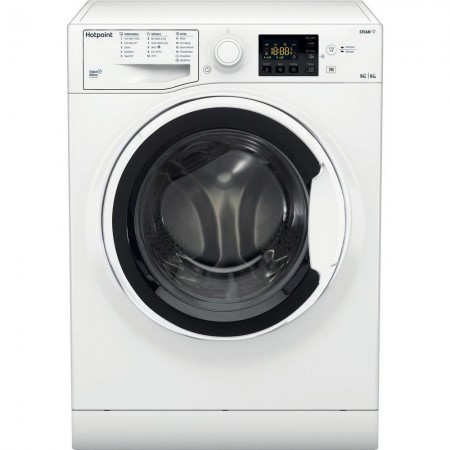 Hotpoint RDSGE9643WUKN 9kg/6kg 1400 Spin Washer Dryer A Rated