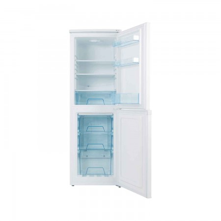 Lec TF50152W 50/50 Frost Free Fridge Freezer - White -3 Year Warranty