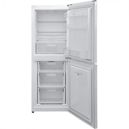 Lec TF55158W 50/50 Frost Free Fridge Freezer - White -3 Yr Warranty