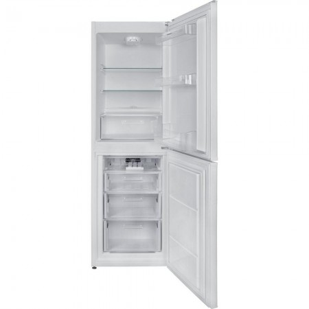 Lec TF55178W 50/50 Frost Free Fridge Freezer - White- 3 YR Warranty