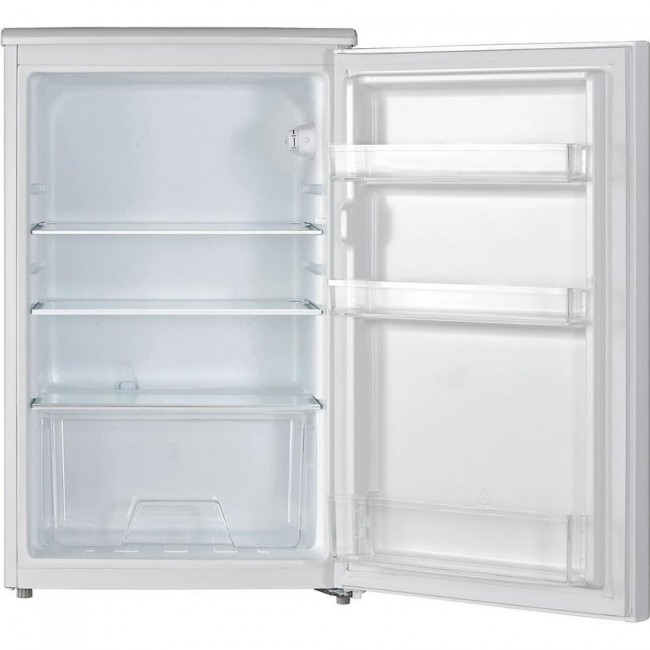 Lec L5017W Undercounter Larder Fridge - White-3 year warranty