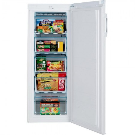 Lec TU55144W Tall Freezer 3 year Warranty