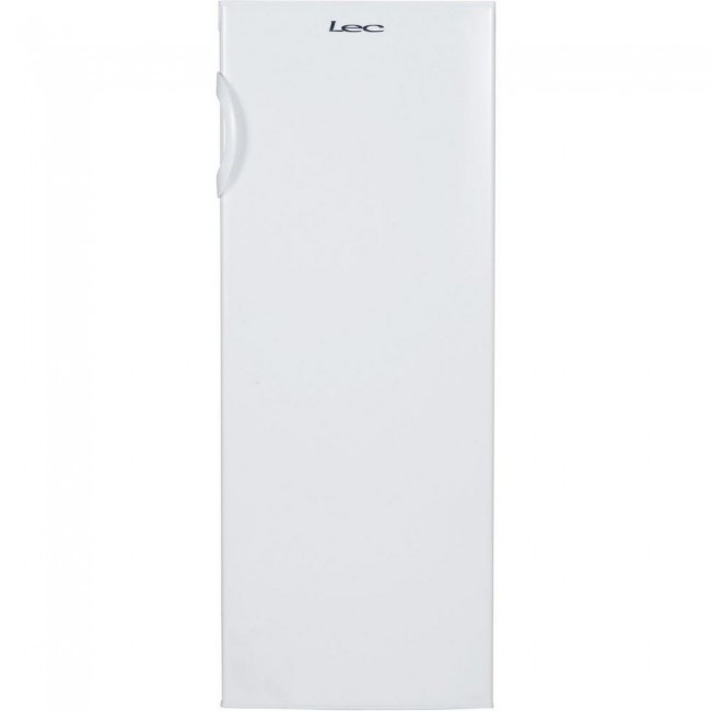 Lec TL55144W Tall Larder Fridge - White -3 year warranty