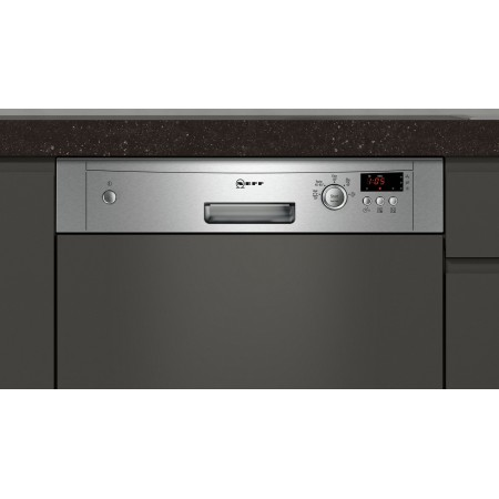 Neff S41E50N1GB  Semi integrated 60cm Dishwasher 2 Year Warranty
