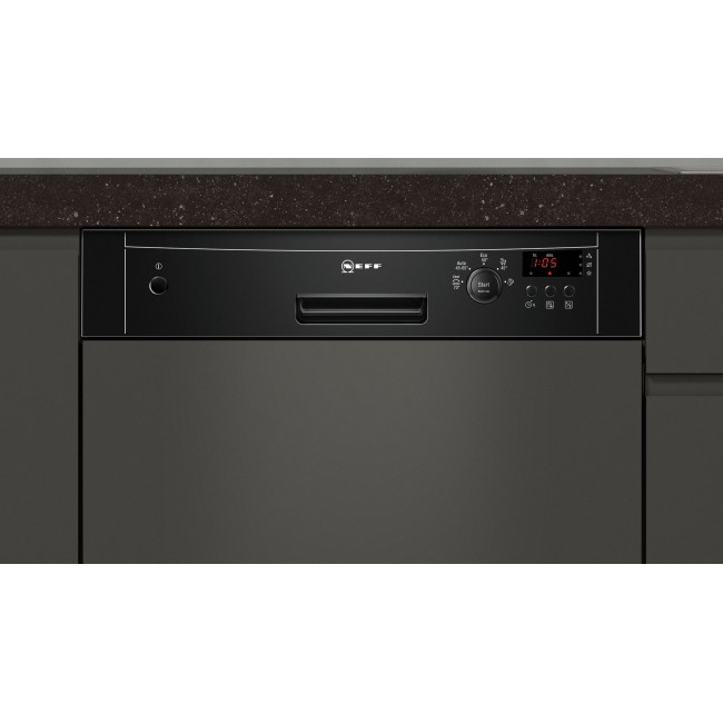 Neff S41E50S1GB Semi integrated 60cm Dishwasher 2 Year Warranty
