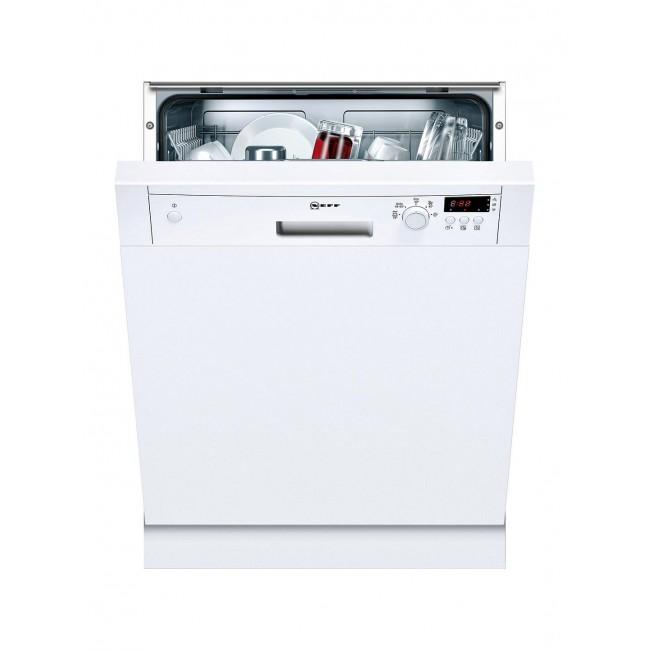 Neff S41E50W1GB Semi integrated 60cm Dishwasher 2 Year Warranty