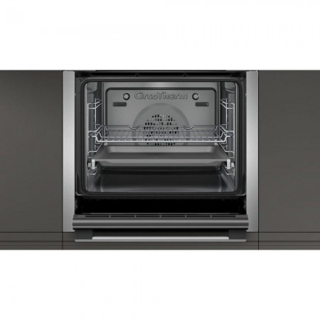 Neff B3ACE4HN0B SLIDE&HIDE® Built In Electric Single Oven - Stainless Steel -  2 Year Warranty
