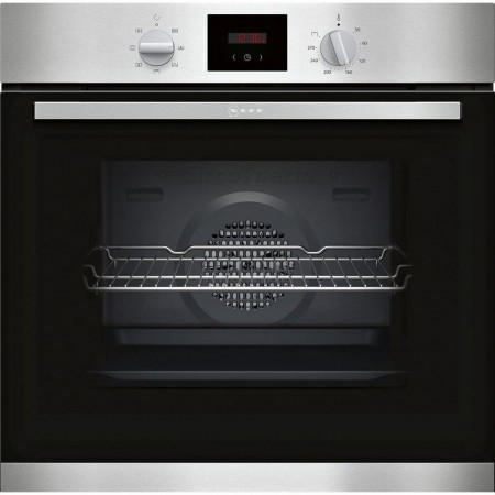Neff B1HCC0AN0B Built In Electric Single Oven - Stainless Steel-2 Year Warranty