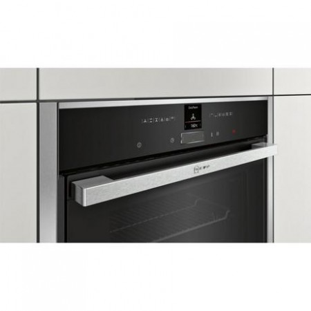Neff B57CR23N0B Pyrolytic SLIDE&HIDE® Built In Electric Single Oven 2 Year Warranty
