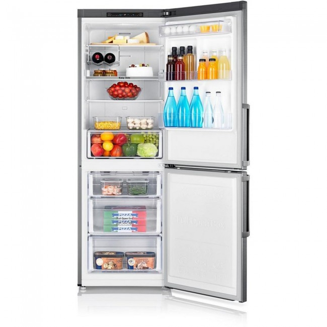 Samsung RB29FSJNDSA 60/40 Frost Free Fridge Freezer - Silver- 5 year Warranty