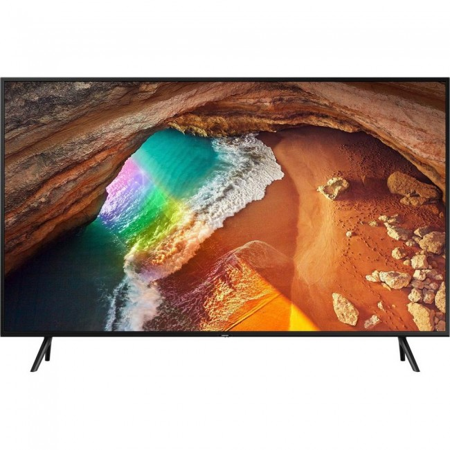 "Samsung QE49Q60RATXXU 43 "" QLED 4K Quantum HDR Smart TV, A Rated"