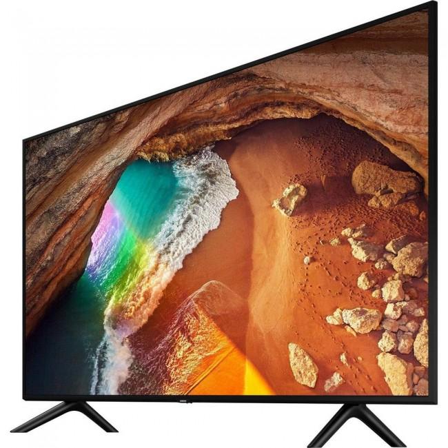 "Samsung QE43Q60RATXXU 43 "" QLED 4K Quantum HDR Smart TV, A Rated"