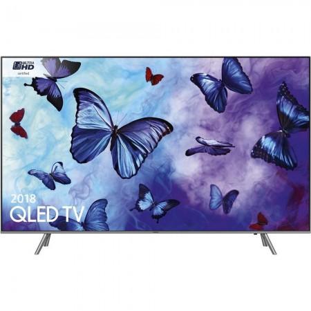 """Samsung QE49Q6FNATXXU 49"""" QLED Smart 4K Ultra  HD HDR QLED TV Plus - Freesat HD- 5 Year Warranty"""