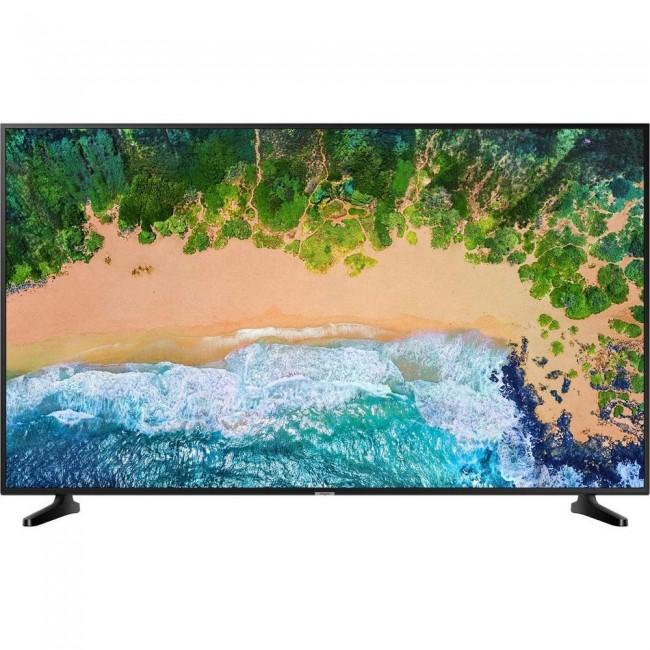 "Samsung UE40NU7110KXXU 40"" 4K UHD SMART TV - Black - A Energy Rated"