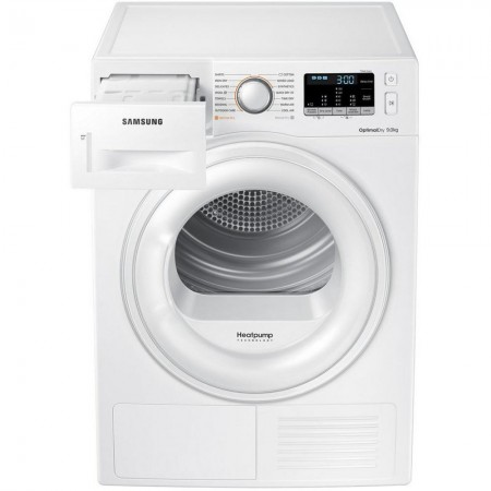 Samsung DV90M50001W 9kg Heat Pump  - Dryer - White - A++ Rated 5Yr Warranty