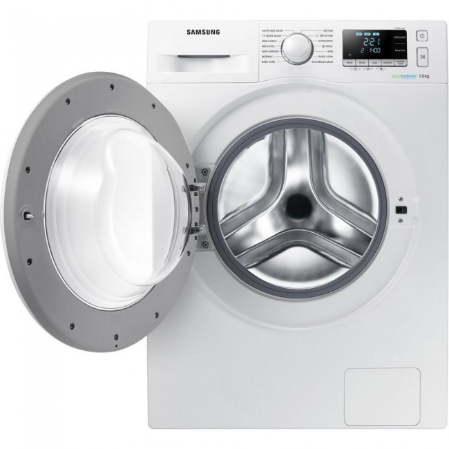Samsung WW70J5556MW 7kg 1400 Spin Washing Machine 5 Year Warranty