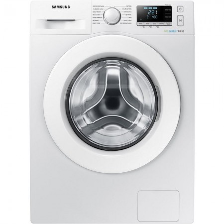 Samsung WW80J5556MW 8kg 1400 Spin Washing Machine 5 Year Warranty