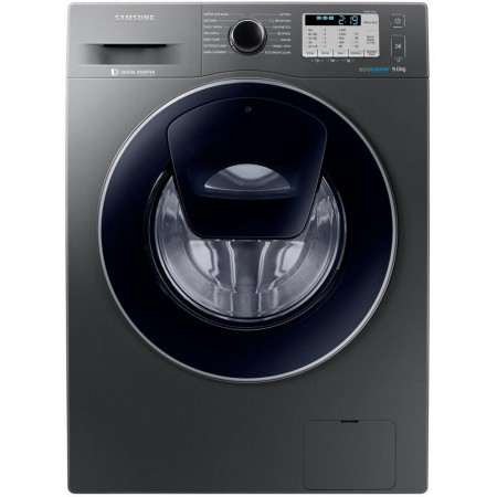Samsung WW90K5413UX 9kg 1400 Spin AddWash Washing Machine - Inox - A+++ 5 yr Warranty