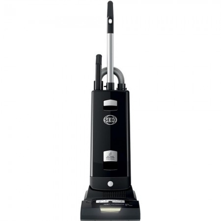 Sebo 91540GB Automatic X7 Pet ePower Bagged Upright Vacuum Cleaner- 5 Year Warranty