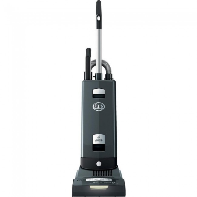Sebo 91533GB Automatic X7 Pro ePower Upright Vacuum Cleaner-5 year warranty