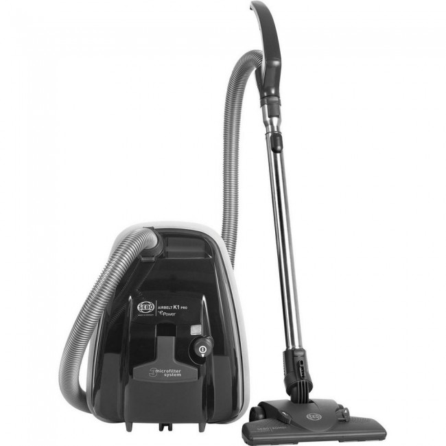 Sebo 92662GB Airbelt K1 Pro ePower Cylinder Vacuum Cleaner- 5 year Warranty