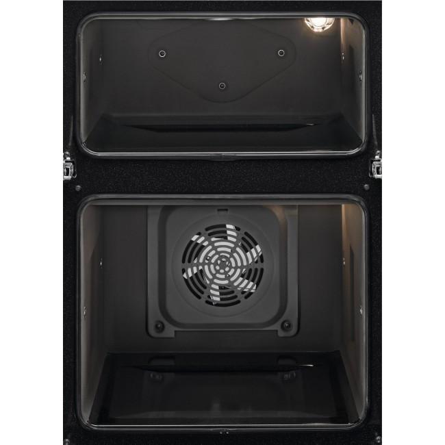 Zanussi ZKCXL3X1  Built In Electric Double Oven - Stainless Steel 2 year Warranty