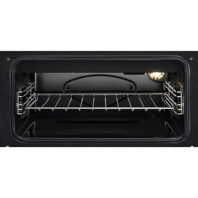 Zanussi ZCI66278XA 60cm Electric Double Oven with Induction Hob 2 Year Warranty