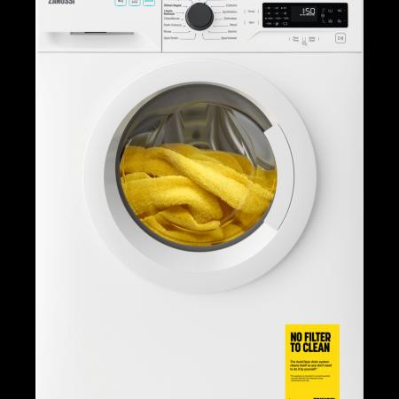 Zanussi ZWF845B4PW 8kg 1400 Spin Washing Machine -2 Year Warranty