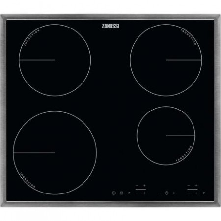 Zanussi ZIT6460XB Electric Induction Hob-2 Year Warranty