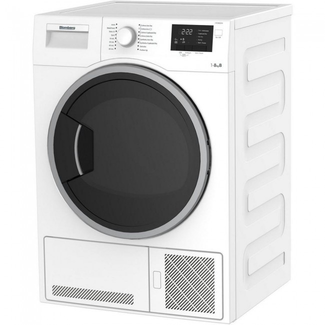 Blomberg LTK28021W 8kg Condenser Tumble Dryer 3 year Warranty